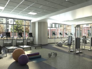 Furnished 1-Bedroom Apartment at Binney St & Third St Cambridge