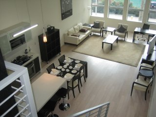 Executive Loft Style Apartment, Los Ángeles