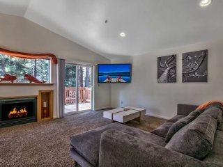 Furnished 3-Bedroom Townhouse at Eloise Ave & 12th St South Lake Tahoe