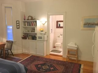 Furnished Studio Apartment at Beacon St & Private Way Brookline, Newton