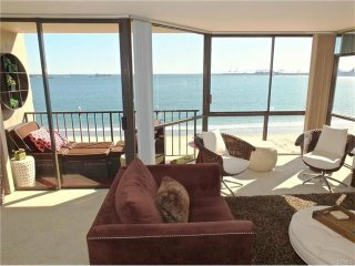 Furnished 1-Bedroom Condo at E Ocean Blvd & S 13th Pl Long Beach, Belmont Shore