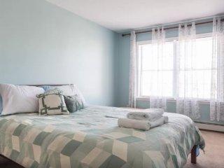 Furnished 3-Bedroom Apartment at Washington St & Guild St Boston