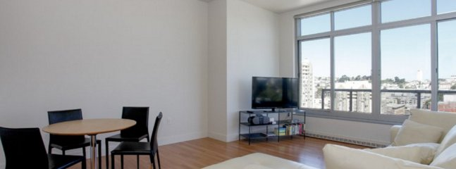 Furnished 1-Bedroom Apartment at Fillmore St & Eddy St San Francisco