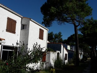 Maison 9 pers 200 metres plage Ocean et commerces, La Palmyre-Les Mathes