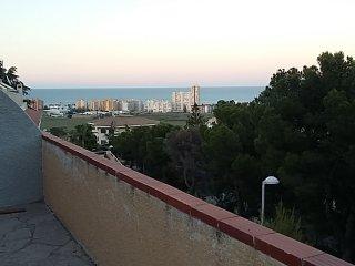 Apartamento en peňiscola con vistas al mar!!