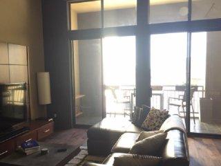 Furnished 1-Bedroom Condo at 1st St & Lansing St San Francisco
