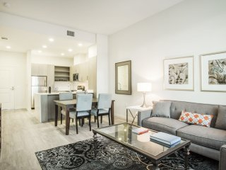 Furnished 2-Bedroom Apartment at S Delaware St & Pacific Blvd San Mateo