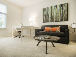 Furnished 2-Bedroom Apartment at S Delaware St & Bermuda Dr San Mateo