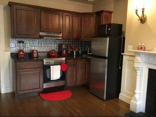 Furnished 2-Bedroom Apartment at Newbury St & Fairfield St Boston