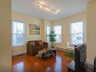 Furnished 1-Bedroom Apartment at Summer St & Quincy St Somerville