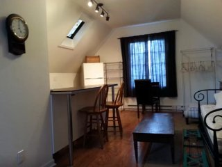 Furnished Studio Loft at Miner St & Mason Ln Des Plaines
