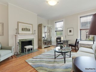 Furnished 2-Bedroom Condo at 18th St NW & Riggs Pl NW Washington, Washington DC