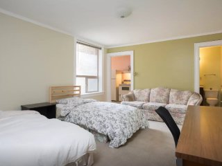 Furnished 1-Bedroom Apartment at NE 45th St & Brooklyn Ave NE Seattle