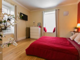Furnished Studio Apartment at Massachusetts Ave & Hancock St Cambridge