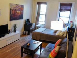 Furnished Studio Apartment at 1st Avenue & E 77th St New York, Nova York