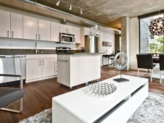 Furnished 1-Bedroom Apartment at S King St & Occidental Ave S Seattle