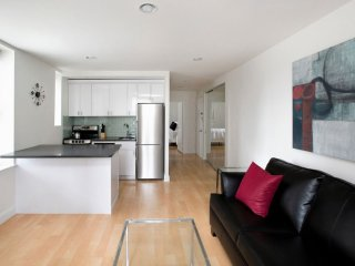 Furnished 1-Bedroom Apartment at 7th Ave & W 51st St New York, New York City