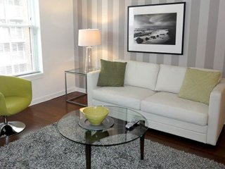 Furnished 1-Bedroom Apartment at Summer St & Oak St Stamford