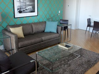 Furnished 1-Bedroom Apartment at 3rd Ave & E 56th St New York, Nueva York
