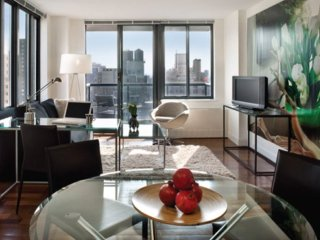 Furnished 1-Bedroom Apartment at 3rd Ave & E 22nd St New York, New York City
