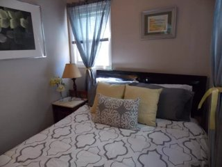 Furnished 1-Bedroom Apartment at Centre St & Gardner St Boston