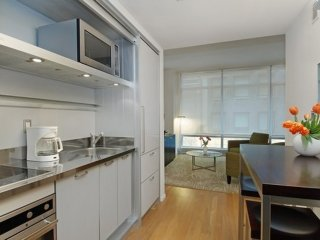 Furnished Studio Apartment at Ave of the Americas & W 45th St New York, Nueva York
