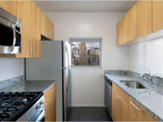 Furnished 1-Bedroom Apartment at 7th Ave & W 26th St New York, Hoboken