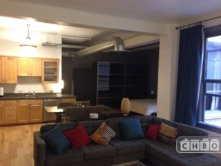 Furnished 1-Bedroom Loft at Main St Truxton