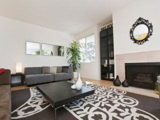 Furnished 2-Bedroom Apartment at W Olympic Blvd & S Clark Dr Beverly Hills