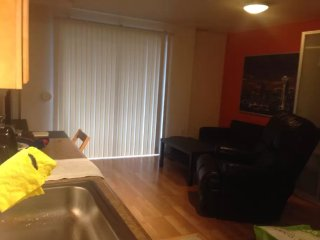 Furnished Studio Apartment at 5th Ave & Vine St Seattle