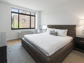 Furnished 2-Bedroom Apartment at Washington St & Morton St New York, Nueva York