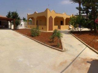 Villa Angelica, Menfi