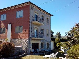 Casa grande,especial grupos,en Santillana del Mar