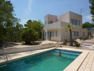 Villa avec piscine et tennis privée, Crevillente