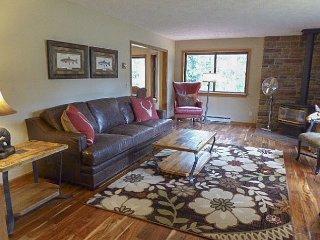 Casa de Montagne Log Home Hot Tub Frisco Colorado House Rental