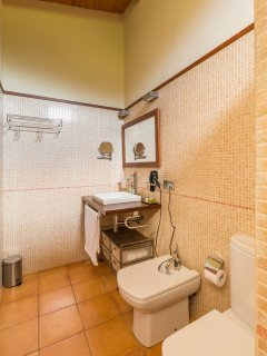 Bathroom of the guest house