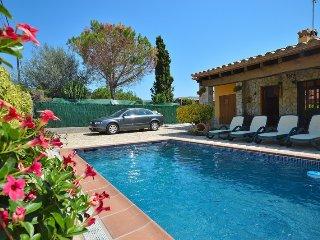 Villa Ambros, con piscina privada, Calonge