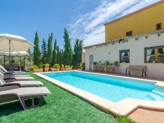 ES CIPRESOS - Villa for 9 people in Porto Cristo