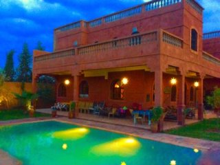 Belle villa KELTAFRICA de plus de 400 m2, Marrakesh