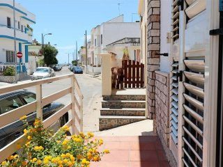 Holiday house in Torre San Giovanni in Salento Puglia on the ground floor with o