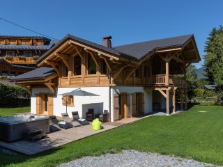 Chalet ALLURE - Luxury Chalet, Samoens, France
