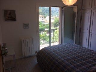 4 pièces cosy aux portes de Nice Côte d'Azur, La Trinite
