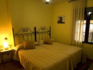 Apartamento ( 6-8 pers.) a 10 km. de Avila, Ciudad  Patrimonio.
