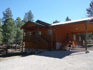 Big Bear Cabin, Ruidoso