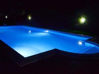 villa fontane bianche con piscina