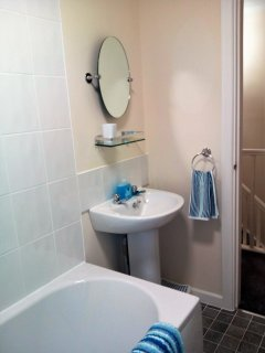 2. Family Bathroom