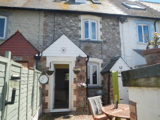 Cottage in Sea Side Village Near Exmoor, and Devon Somerset Coast path and beaches