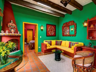 Colourful One Bedroom Casita