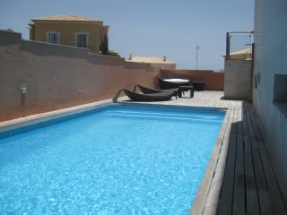 Modern House with Private Swimming Pool, El Medano