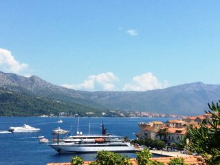 Apartment Emly - Korcula Town, Freestanding Apt with uninterrupted water views